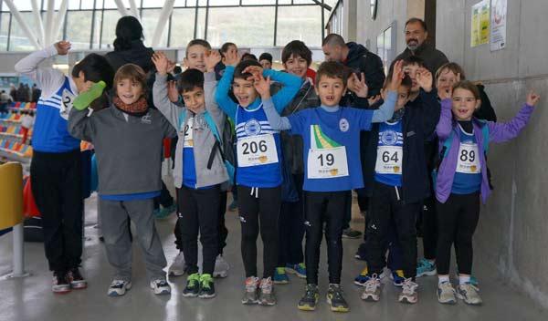V Trofeo Promoción Sabadell Pista Cubierta (II Memorial Natàlia Amiel) 14-12-2014