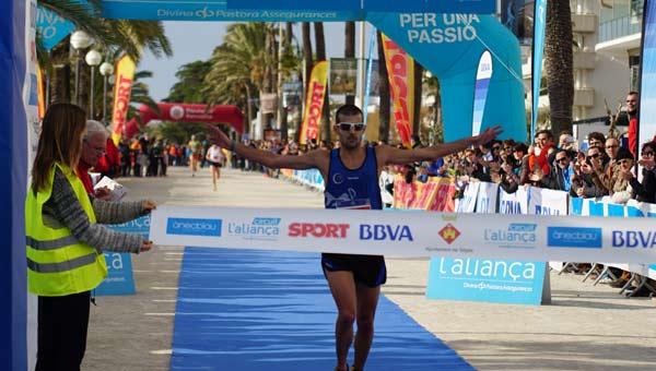 32ª Mitja l'Aliança i 4t Quart de Marató de Sitges l'Aliança (II) 11-01-2015