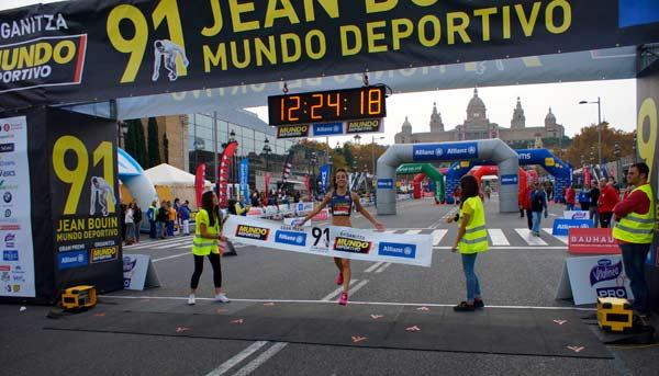 91 JEAN BOUIN 2014 Junior y Promesa Cursa 3 y 4