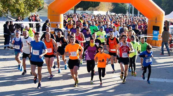 4a San Silvestre Domingo Catalán Santa Coloma de Gramanet 28-12-2014