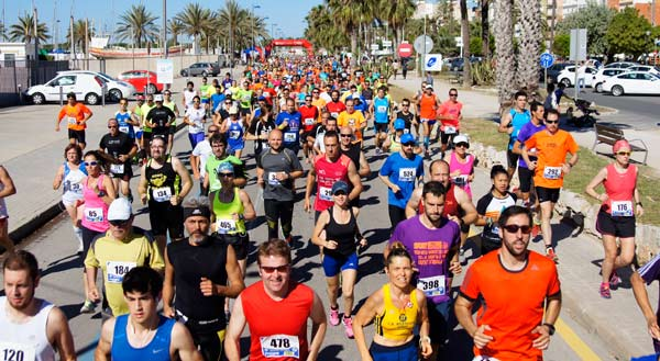 Avance 4º Cursa 5 i 10 Km de Vilanova 17-05-2015