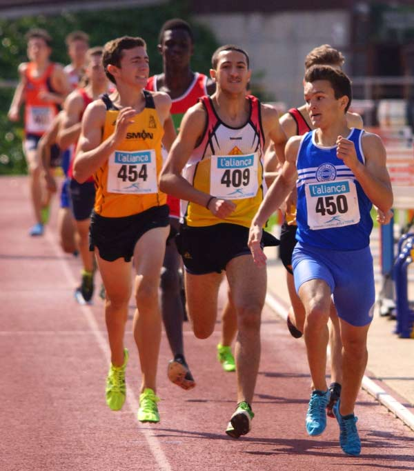 3a Jornada Cto. de Cataluña de Pruebas Combinadas Absoluto Promesa Júnior Juvenil Cadete 31-05-2015