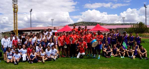 Avance Final Cto. Clubes 2ª División Mujeres y Hombres Soria Los Pajaritos 14-06-2015