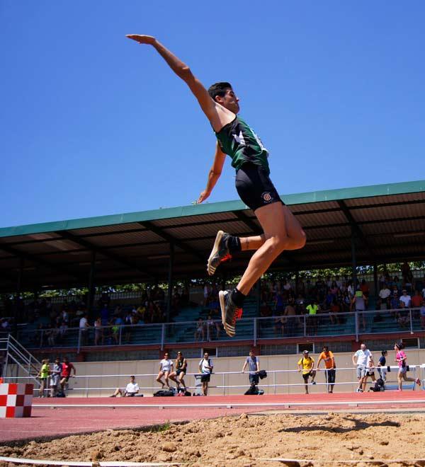 Avance Cto. de Cataluña de Atletismo Juvenil, Júnior y Promesa Lloret de Mar 15-06-2015