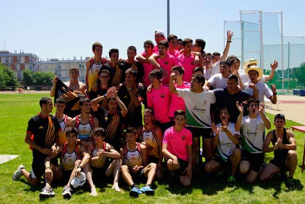 Avance Campeonato Cataluña de Clubs Sub-20 Serrahima Bcn 06-06-2015