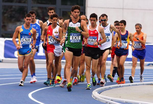 Avance XL Campeonato de España de Federaciones Autonómicas Estadio Las Metas Gijón 25-07-2015