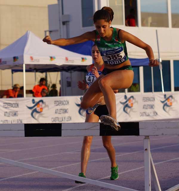 2ª Jornada Cto. de España Júnior de Atletismo Valladolid Rio Esgueva 4-07-2015