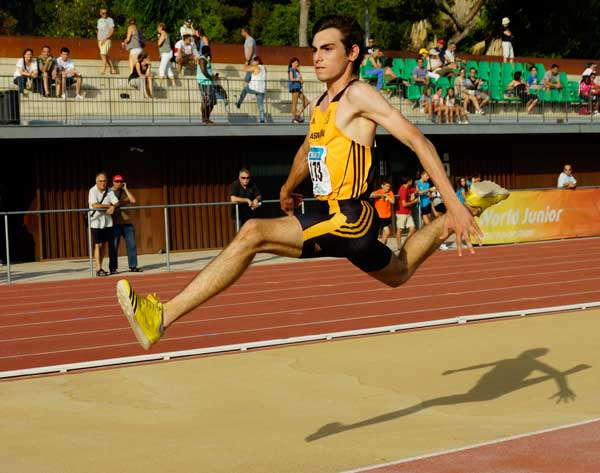 1ª Jornada 95º Cto. de Cataluña Absoluto - Míting Internacional de Atletismo Centenario 07-07-2015