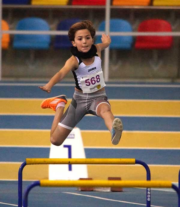 VI Trofeo Promoción Pista Cubierta Sabadell 20-12-2015