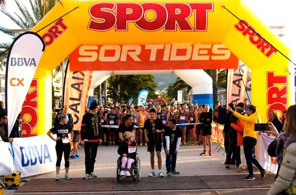 33ª Mitja i 5è Quart de Marató de Sitges (I)
