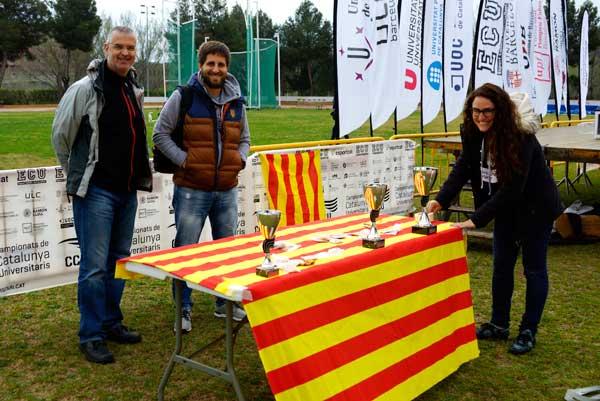 Cto Cataluña Universario Estadio Municipal Congost Manresa 02-04-2016