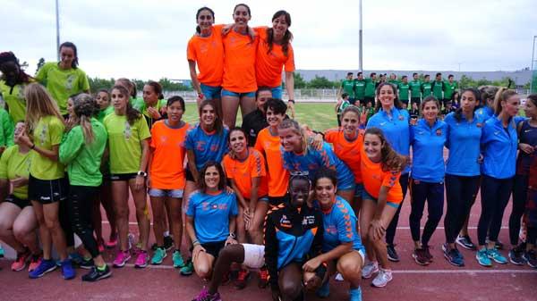 Avance Cto. España Clubes Masc. y Fem. División Honor Castelón 11-06-2016