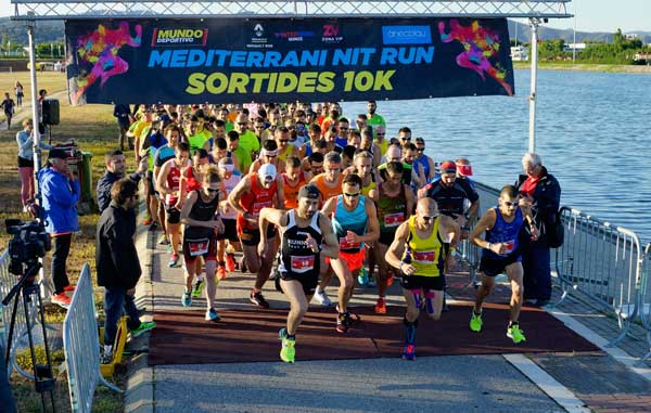 2ª Mediterraneni Nit Run 18-06-2016