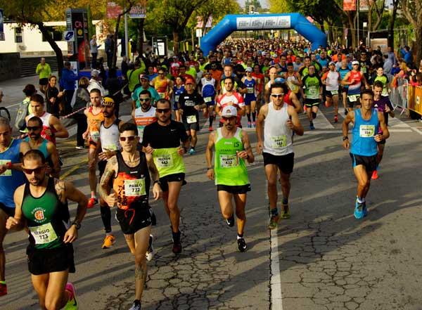 16-10-23 Mitja Marató de Sant Cugat i Cursa Popular 5K