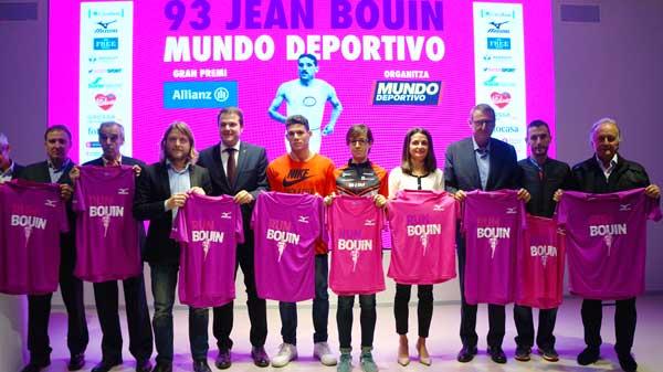 16-11-22 Presentación 93 Jean Bouin Mundo Deportivo - Gran Premio Allianz 2016