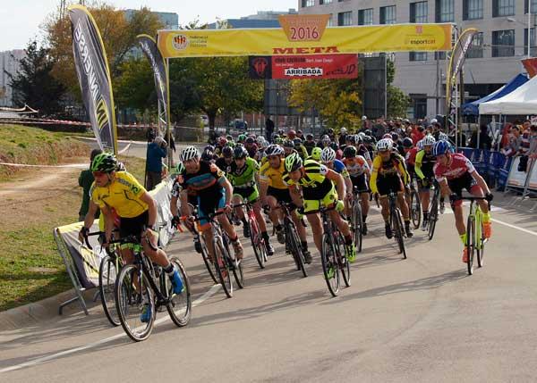 XXIX Ciclocros de Sant Joan Despi - Copa Catalana de Ciclocros 20-11-2016