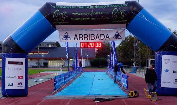 IV Mitja Marató del Prat de Llobregat (I) 06-11-2016