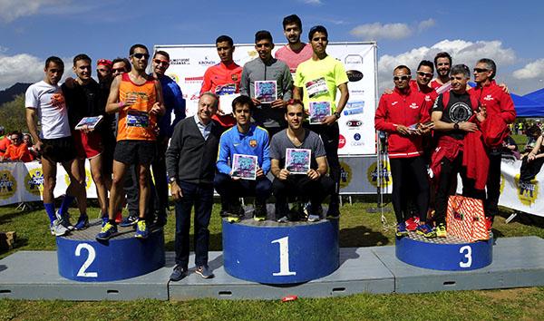6ª Maratón de Relevos por Equipos de Sant Joan Despí y 7km por Rio Sant Joan Despí 26-03-2017