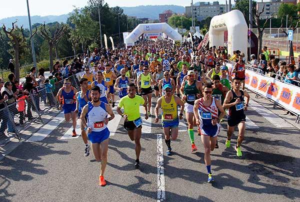Avance 19a Cursa de Martorell 10km y 1ª Cursa de 5Km 23-04-2017