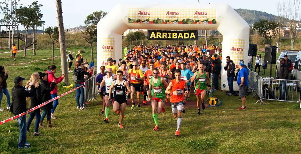 4ª Maratón de relevos por equipos (I) Sant Joan Despí Bcn 29-03-2015