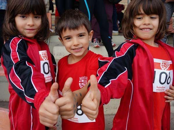 2a. Liguilla Atlètica de Barcelona Sub-11 L´Hospitalet Bcn