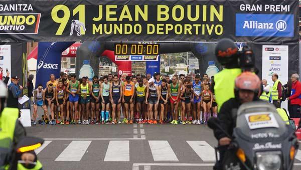 91 Jean Bouin Seniors Cursa 5 y 6
