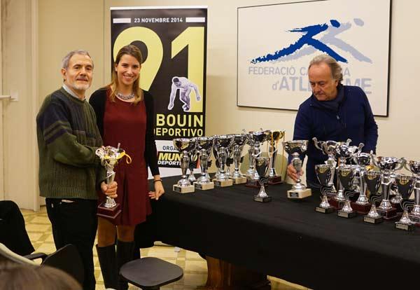 Entrega Trofeos 91 Jean Bouin en FCA