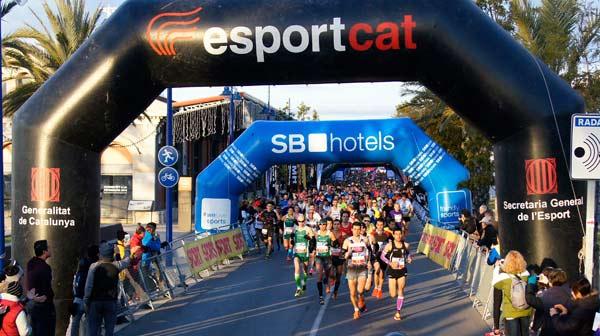 MCD Marató Costa Daurada 10K 30K 42K Cto. de Catalunya de Marató Tarragona (I) 18-01-2015