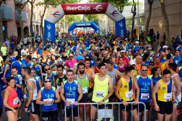 XXV Cursa Vila Olímpica 5 y 10 Km 12-07-2015
