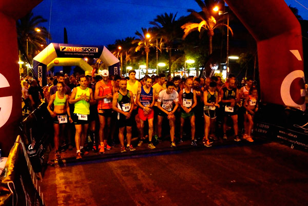 4a Cursa Gavà Night Run 11-07-2015