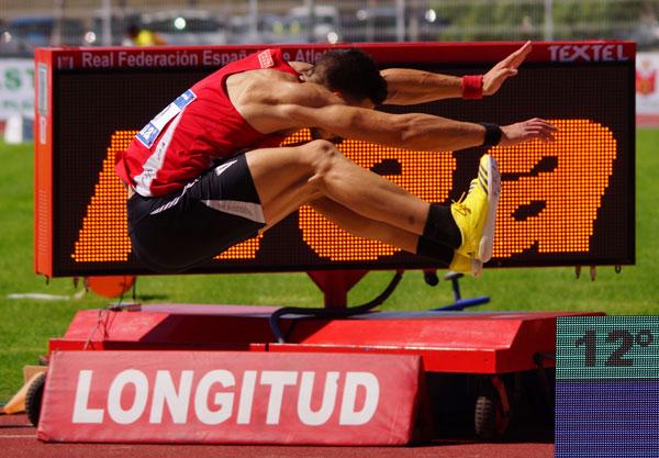 Avance XCV Cto. España Absoluto de Atletismo Gaeta Uguet Castellón 1y2-08-2015