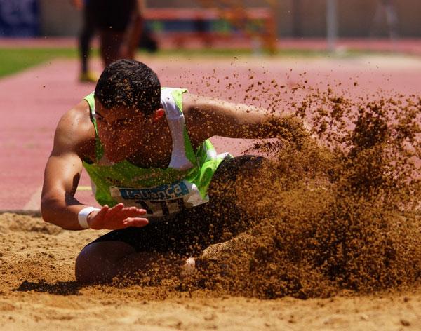 1ª Jornada Sábado Mañana Cto. de Cataluña de Atletismo Juvenil, Júnior y Promesa Lloret 20-06-2015