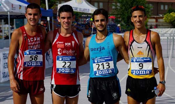 3ª Jornada Cto. de España Júnior de Atletismo Valladolid Rio Esgueva 05-07-2015