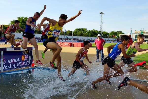 4ª Jornada Cto. de España Júnior de Atletismo Valladolid Rio Esgueva 05-07-2015