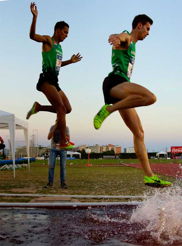 2ª Jornada Sábado Tarde Cto. de España de Atletismo Promesa Camclar Tarragona 27-06-2015