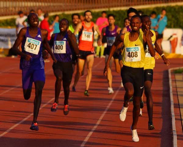 2ª Jornada 95º Cto. de Cataluña Absoluto - Míting Internacional de Atletismo Centenario 08-07-2015