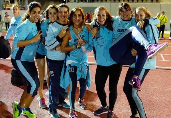 XXXII Cto. de España de Clubes Júnior Gaetà Huguet Castellón 17-10-2015