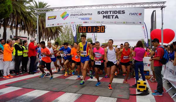 1ª Cursa Mercabarna 5k & 10k 2015