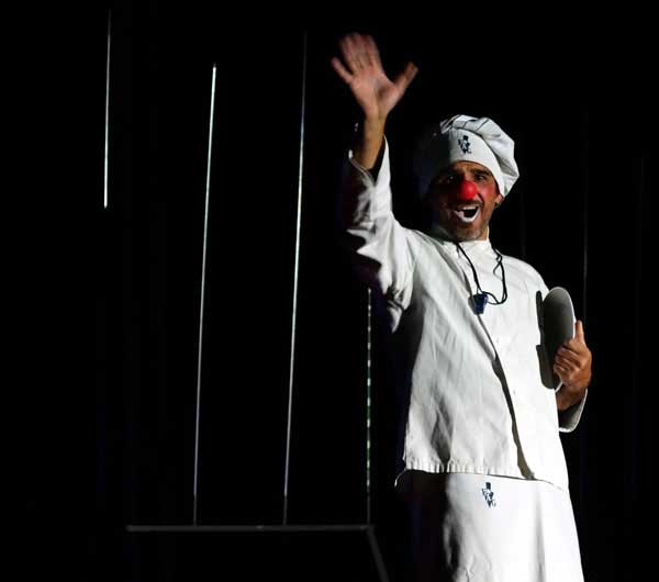 Circo Smile Alex Zavatta 23-12-2015
