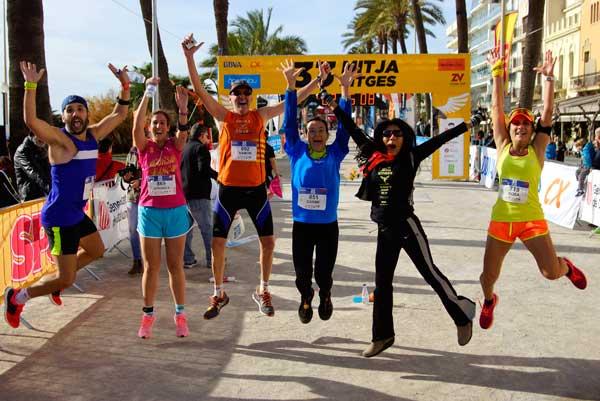 33ª Mitja i 5è Quart de Marató de Sitges (II)