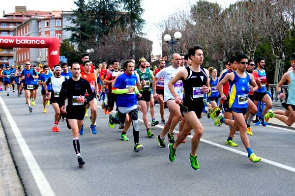 Cursa 10Km Urbans de Berga 2016