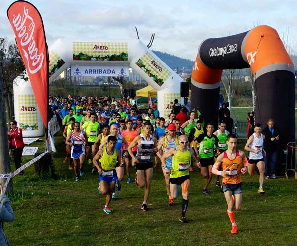 5a Maratón Por Equipos & 7 K del Rio Sant Joan Despí (I) 03-04-2016