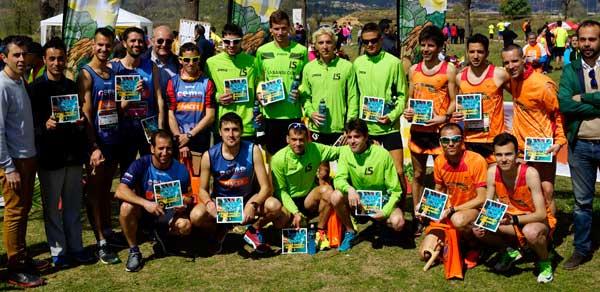 5a Maratón Por Equipos & 7 K del Rio Sant Joan Despí (II) 03-04-2016