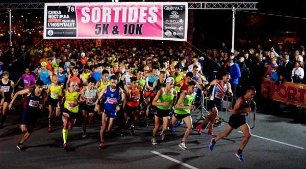 7ª Cursa Nocturna SPORT Ciutat de L´Hospitalet (I) 16-04-2016
