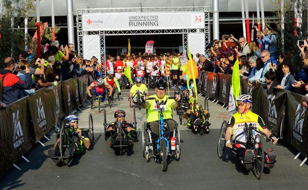 IX Cursa La Maquinista (I) 16-05-2016 Unexpected Running