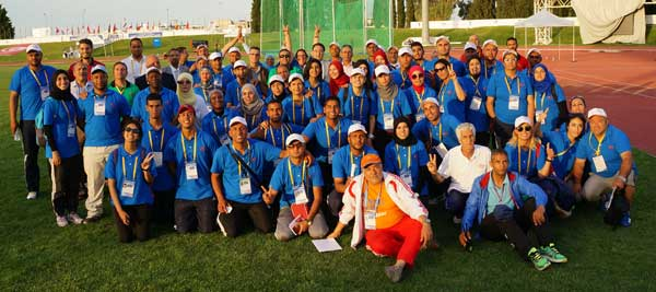 2 nd Mediterranean U23 Championships Tunisia Athletics Union 05-06-2016