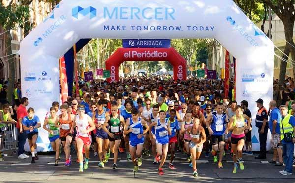 26ª Cursa de la Vila Olímpica (I) 10-07-2016