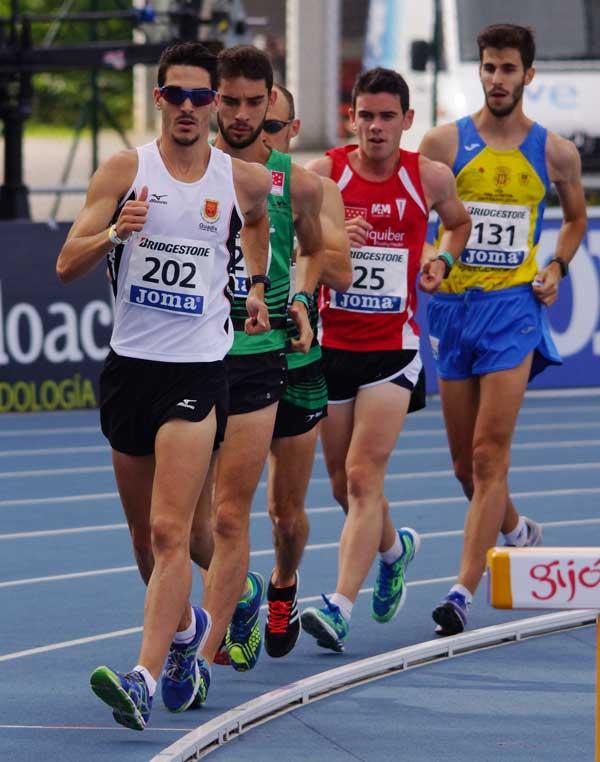 96º Cto España Absoluto Gijón 3ª Jornada Domingo Mañana 24-07-2016