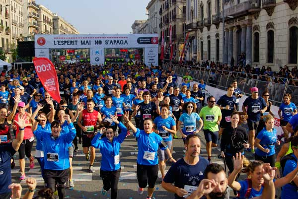 Cursa Bombers Barcelona 10Km L´Esperit Mai No S´Apaga (II) 30-10-2016