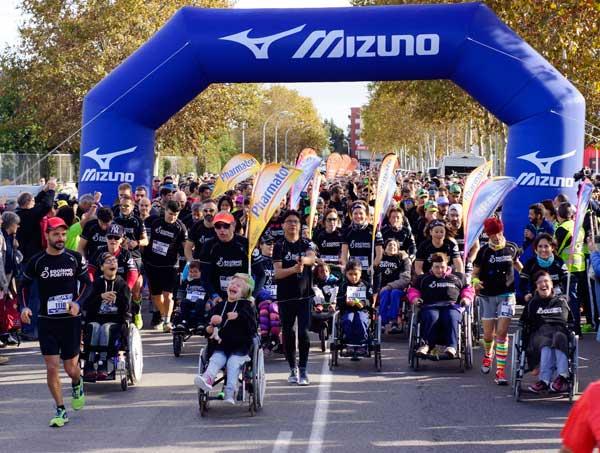 Avance IV Mitja Marató del Prat de Llobregat 06-11-2016